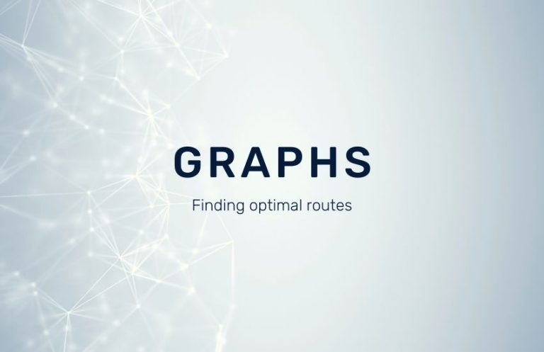 Graphs-finding-optimal-routes