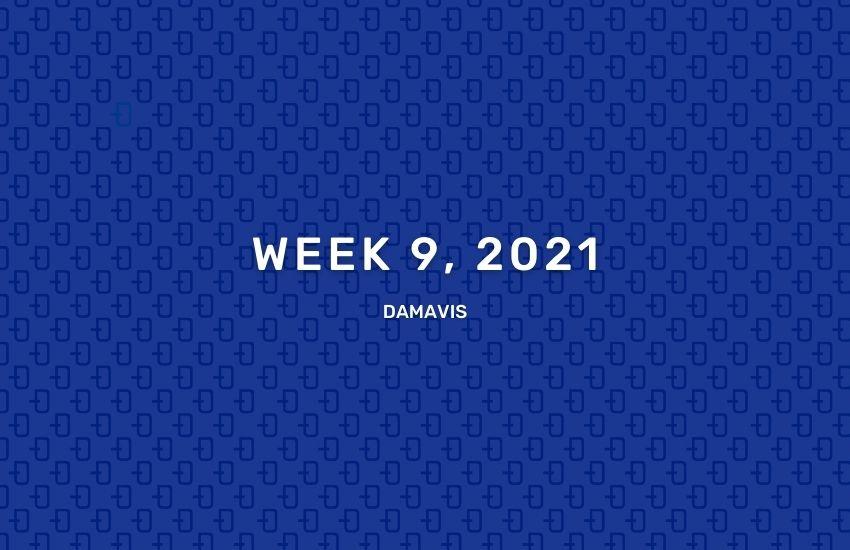 Damavis-Summary-of-week-9-2021