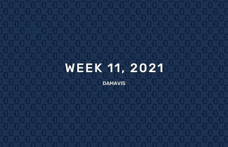 damavis-summary-week-11-2021