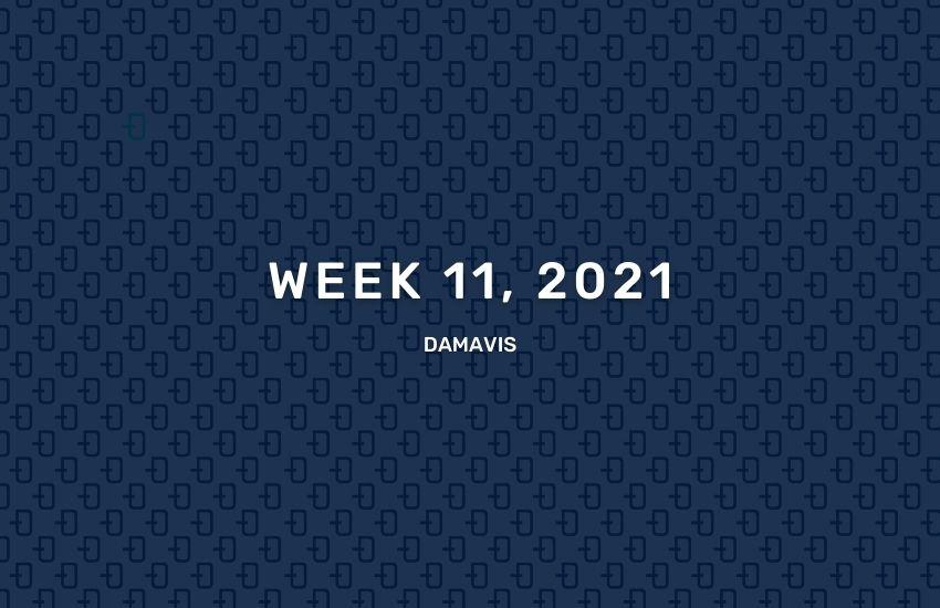 damavis-summary-week-11-2021