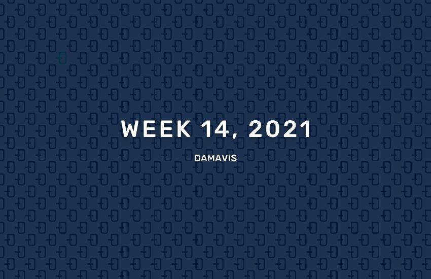 Damavis-Summary-of-week-14-2021