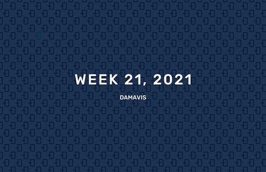 damavis-weekly-summary