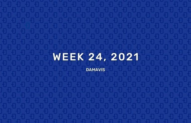 damavis-summary-week-24