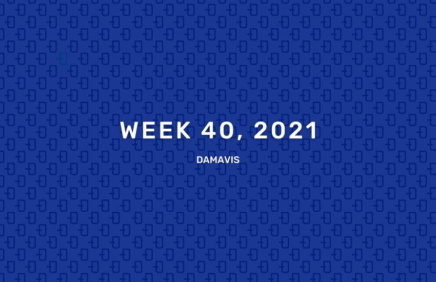 Week 40 Damavis